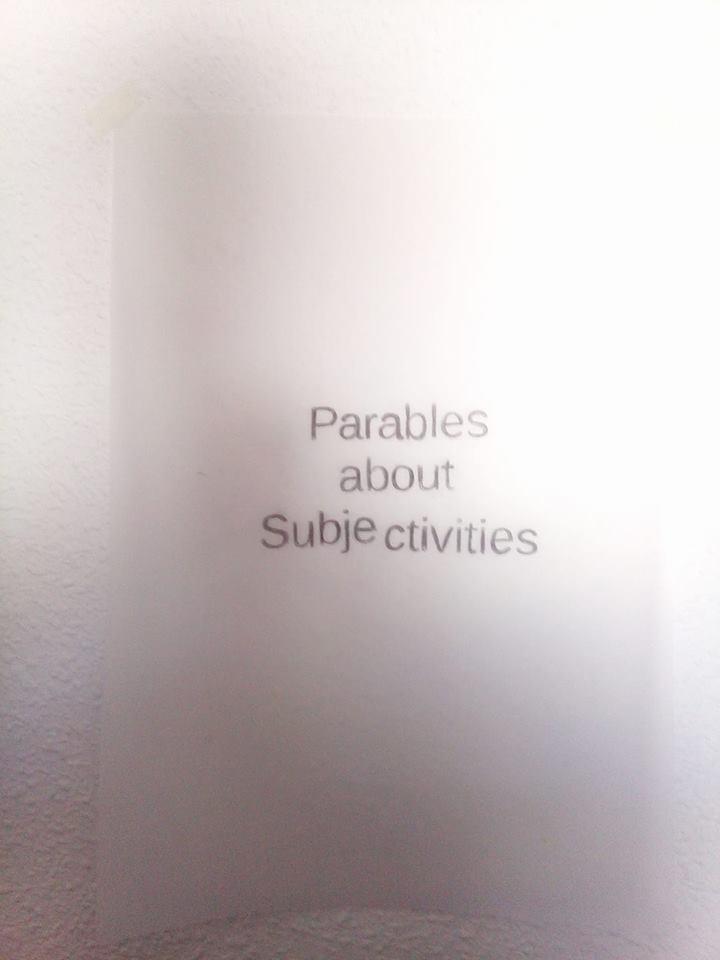 ParablesaboutsubjectivitiesMirjamKrokercontemporarydrawings